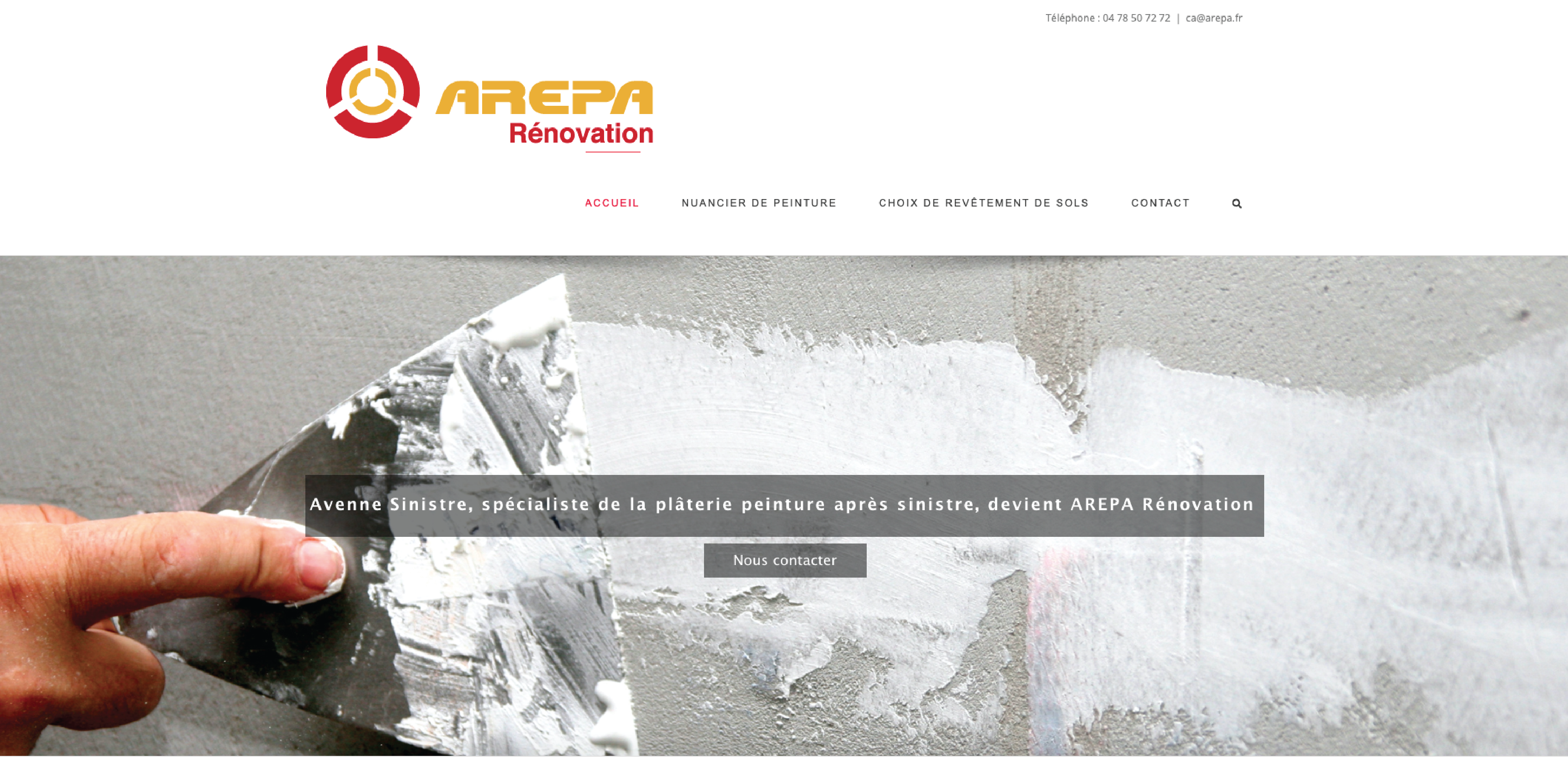 arepa renovation, hydrotech pdf, hydrotech, _leasy concept, louer mon site, location de site, vente de site internet, site web, lyon, rhone alpes, creation de site internet