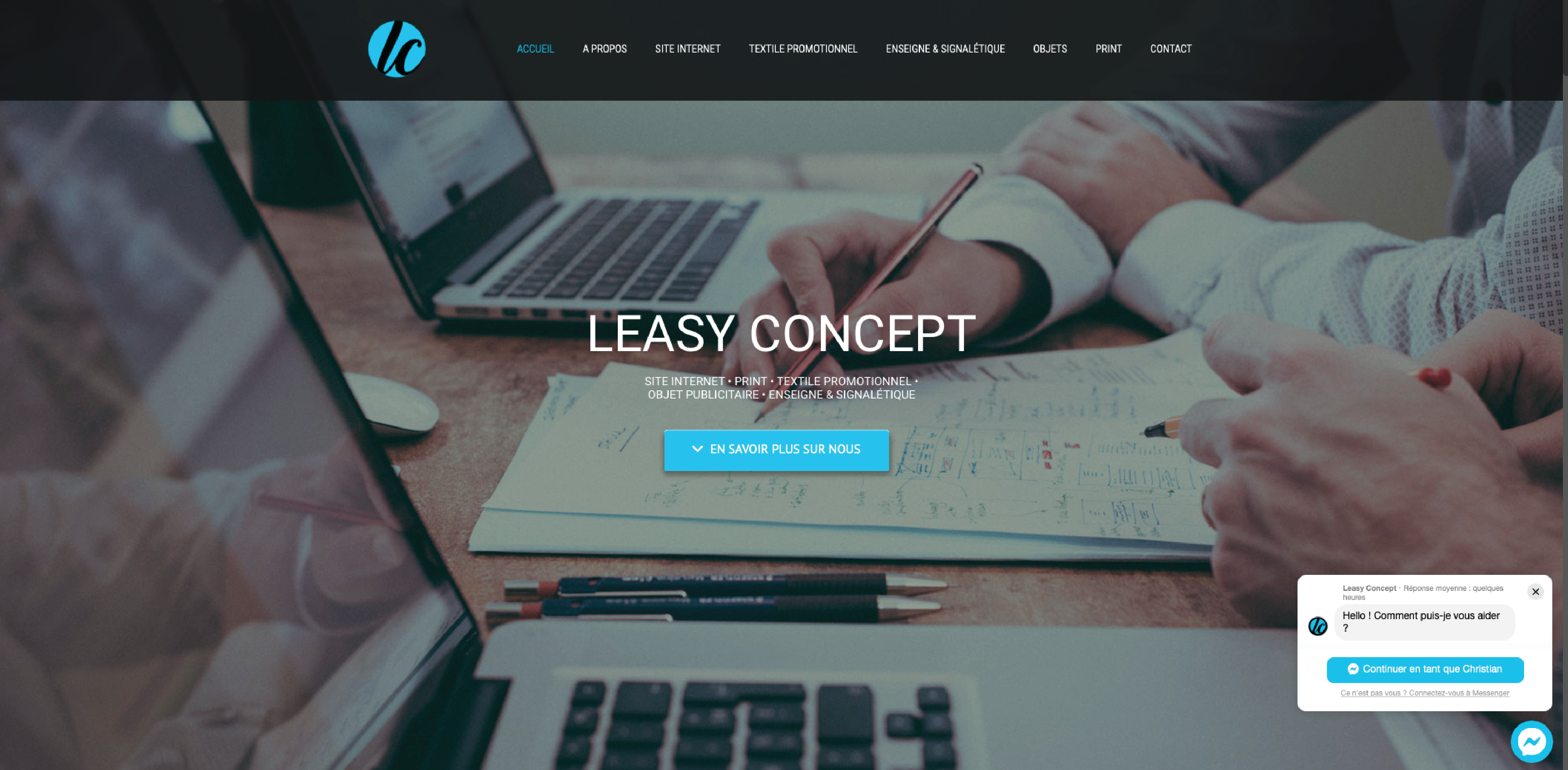 leasy concept_leasy concept, louer mon site, location de site, vente de site internet, site web, lyon, rhone alpes, creation de site internet